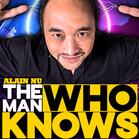 Alain Nu - The Man Who Knows
